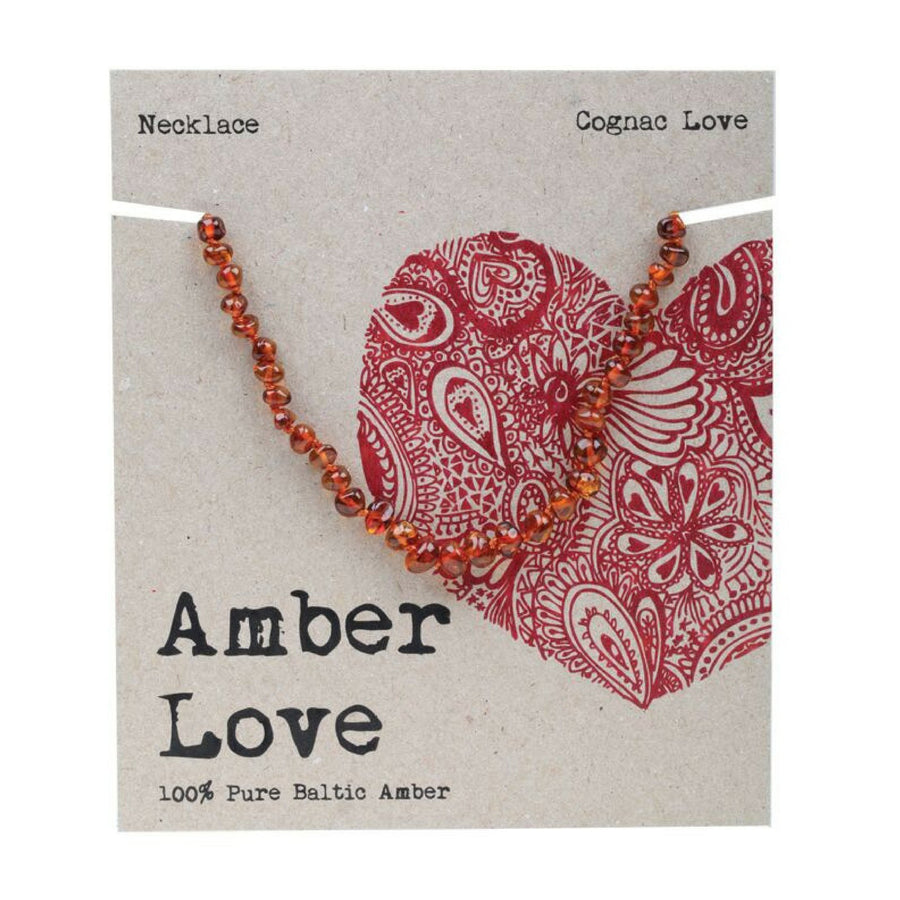 Amber Love Baltic Amber Necklace