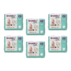 Bambo Nature Nappies Size 2 - Bulk  6x30
