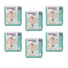 Bambo Nature Nappies Size 3 - Bulk 6x28