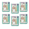 Bambo Nature Nappies Size 5 - Bulk 6x22
