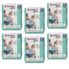 Bambo Nature Nappies Size 6 - Bulk 6x20