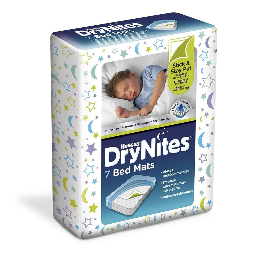 Huggies DryNites Disposable BedMats PACKET 7