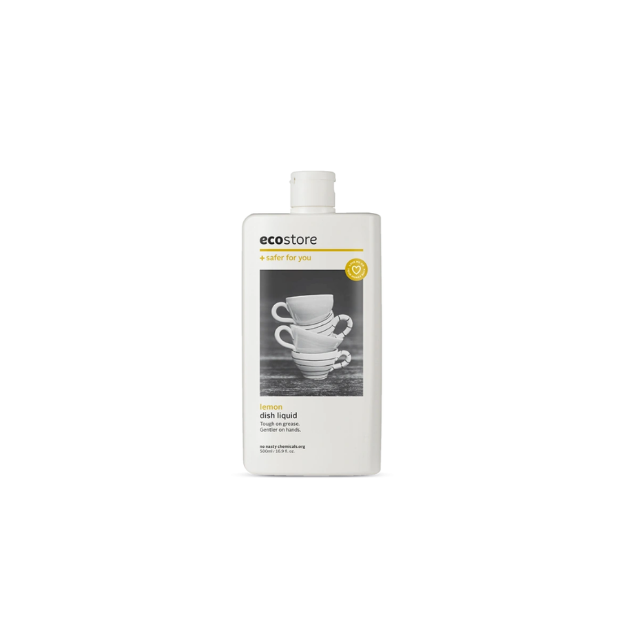 Ecostore Dishwash Liquid Lemon - 1 Litre