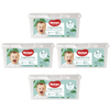 Huggies Baby Wipes Unscented Tub - Bulk 4x64