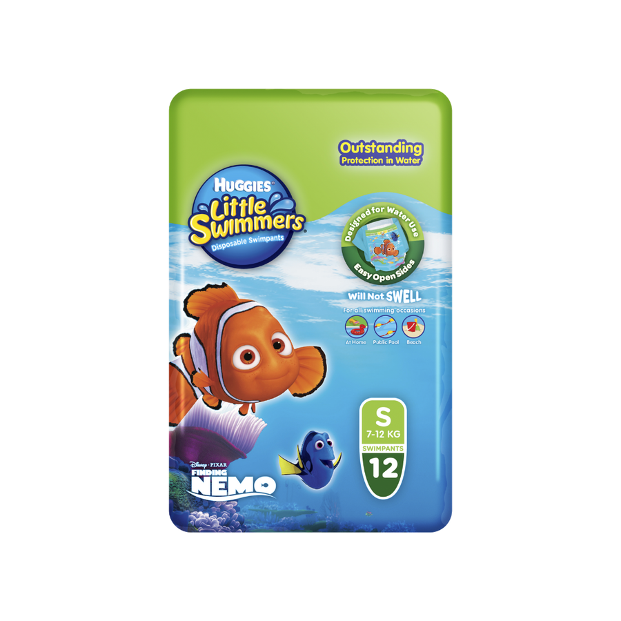 Huggies Little Swimmers Small - 12 Pack