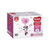Huggies Ultra Dry Nappies Size 4 Toddler Girl - 108 Pack