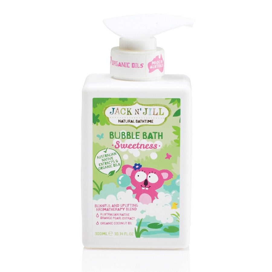 Jack N Jill Bubble Bath Sweetness 300ml