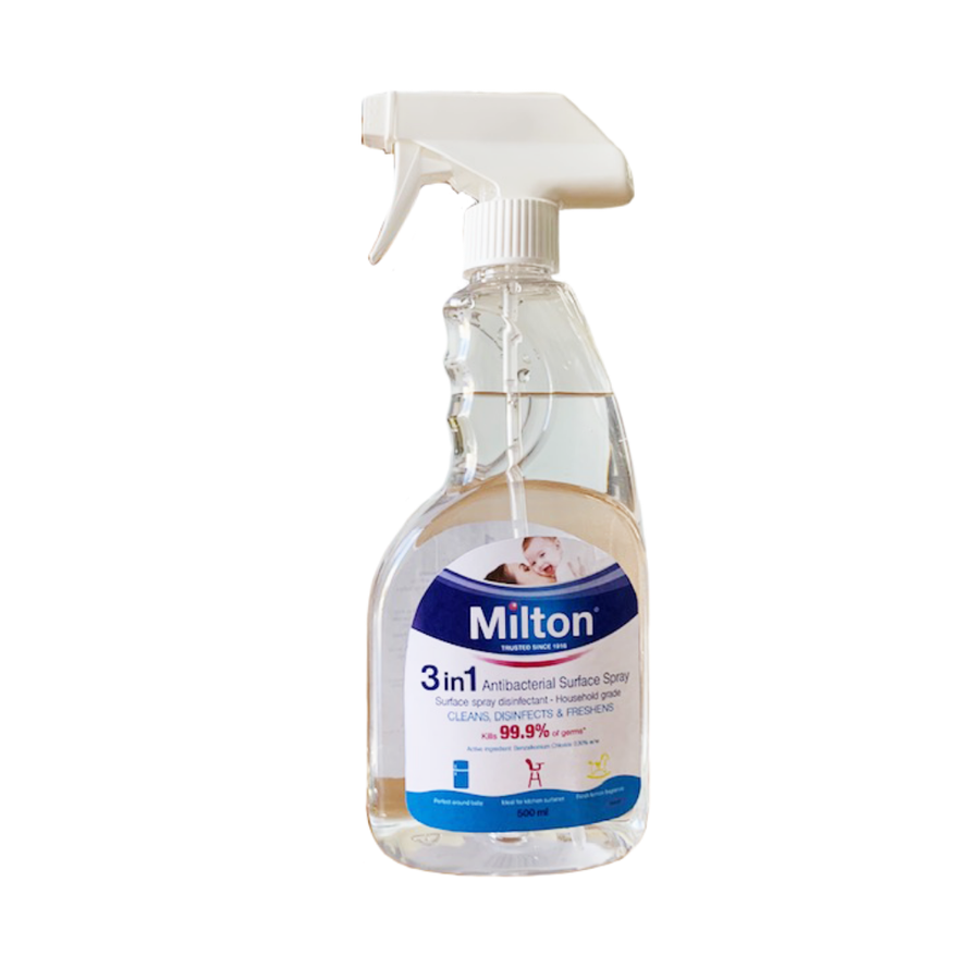 Milton Antibacterial Surface Spray - 500ml