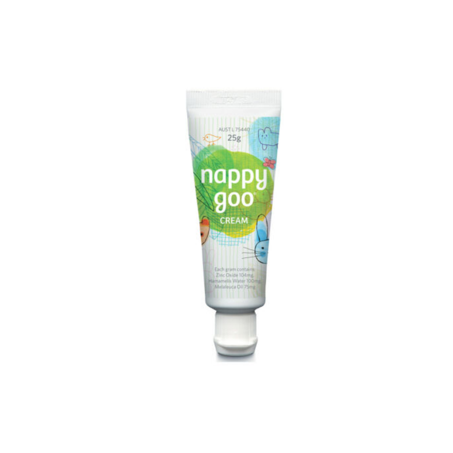 Nappy Goo Nappy Rash Cream - 25g