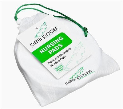 Pea Pods Re-usable Nursing Pads 6