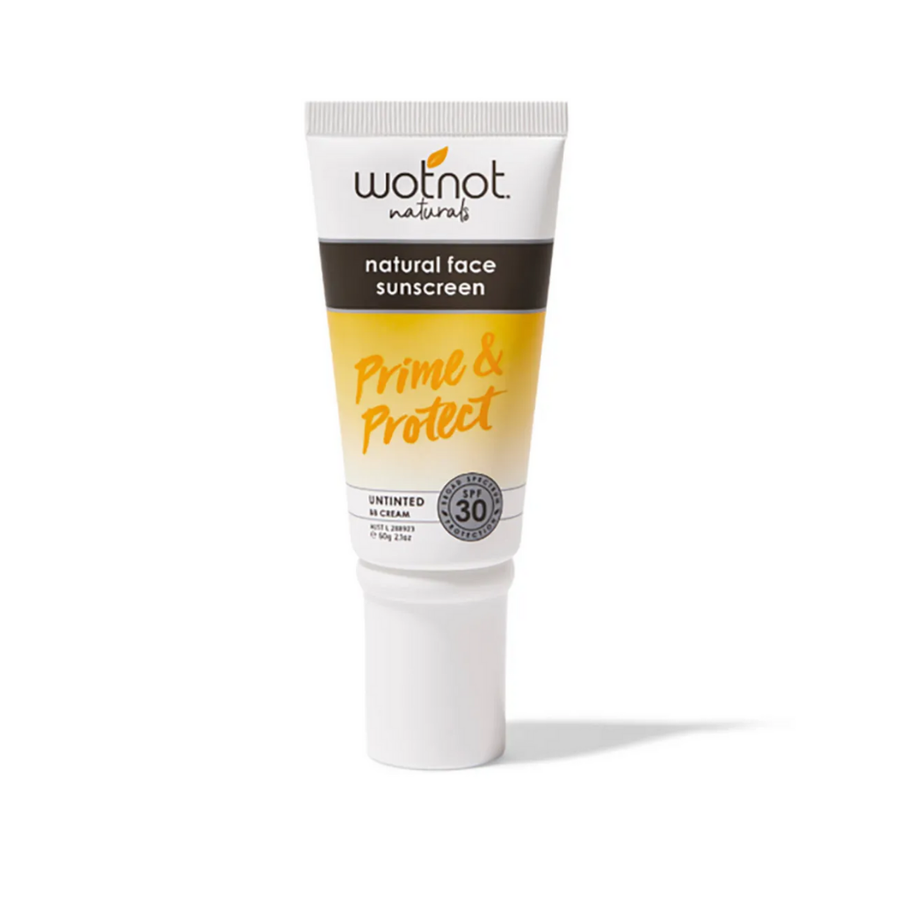 Wotnot Natural Face Sunscreen - 60g