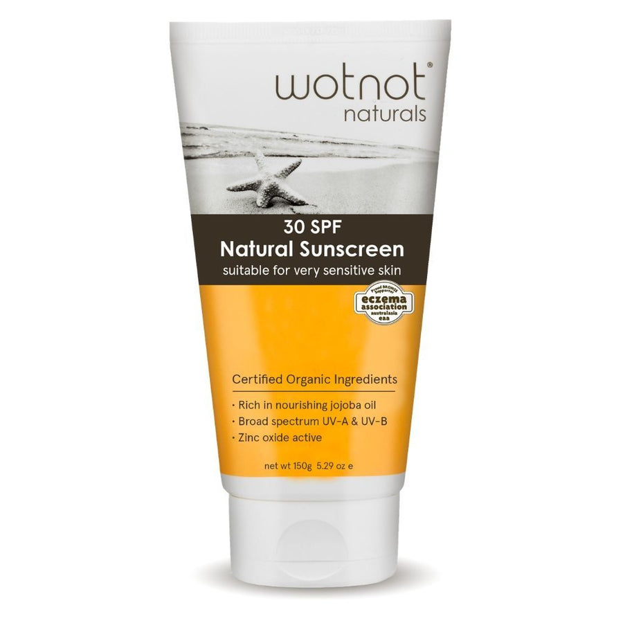 Wotnot Naturals Sunscreen  - 150ml