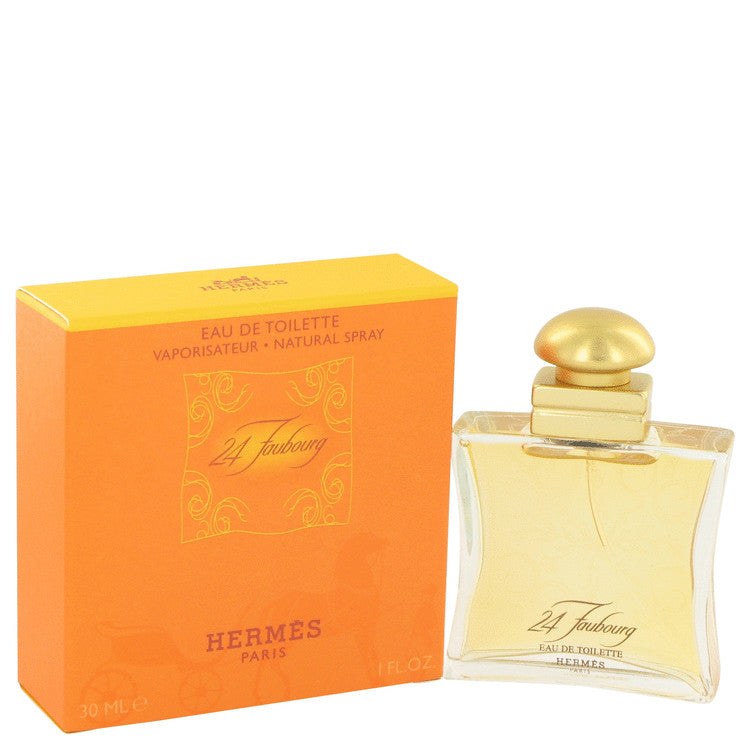 24 Faubourg Eau De Toilette Spray By Hermes
