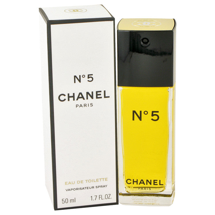 Chanel No. 5 Eau De Toilette Spray By Chanel