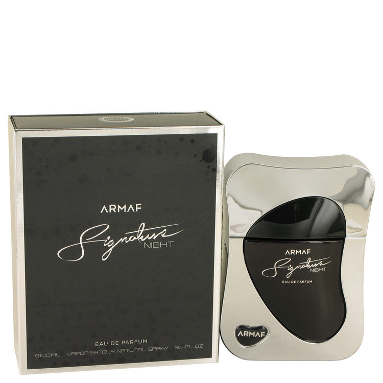 Armaf Signature Night Eau De Parfum Spray By Armaf