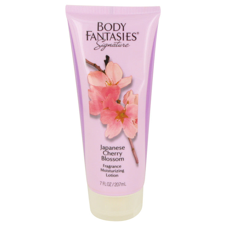 Body Fantasies Signature Japanese Cherry Blossom Body Lotion By Parfums De Coeur