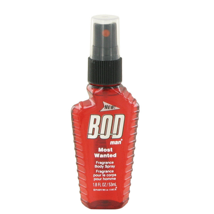 Bod Man Most Wanted Fragarnce Body Spray By Parfums De Coeur