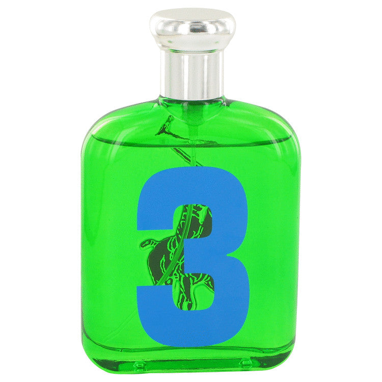 Big Pony Green Eau De Toilette Spray (Tester) By Ralph Lauren