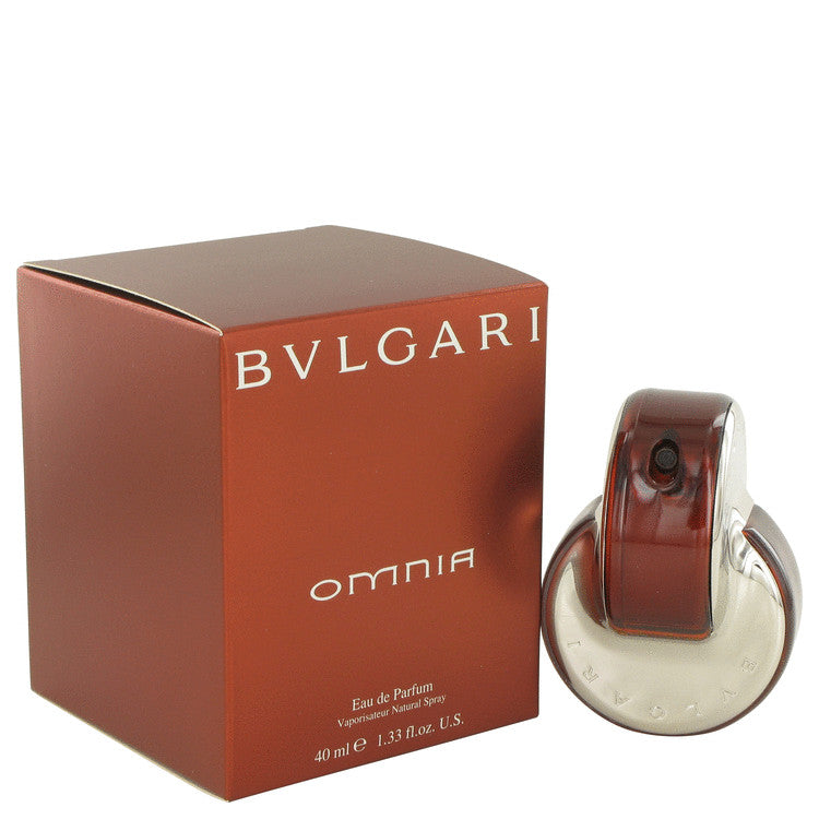 Omnia Eau De Parfum Spray By Bvlgari