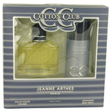 Cotton Club Gift Set By Jeanne Arthes
