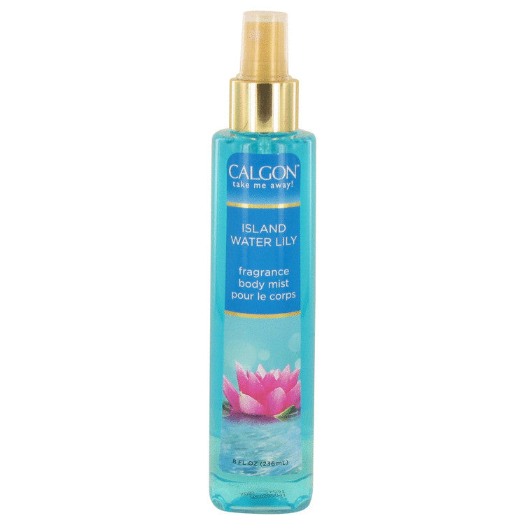 Calgon Take Me Away Island Water Lily Body Mist By Calgon