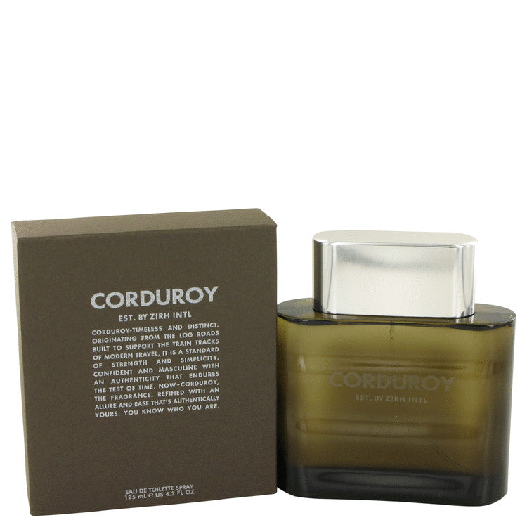 Corduroy Eau De Toilette Spray By Zirh International