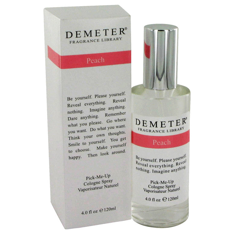 Demeter Peach Cologne Spray By Demeter
