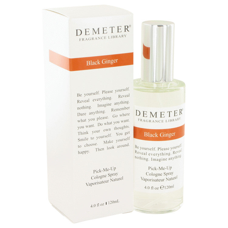 Demeter Black Ginger Cologne Spray (formerly Kahala Black Ginger) By Demeter