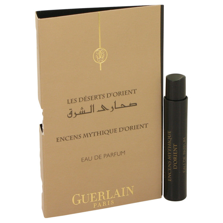 Encens Mythique D'orient Vial EDP Spray (Unisex Sample) By Guerlain