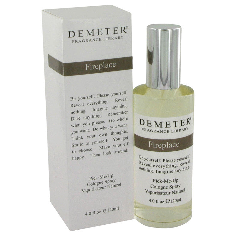 Demeter Fireplace Cologne Spray By Demeter
