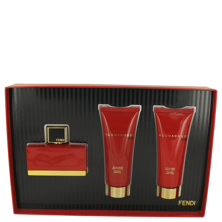 Fendi L'acquarossa Gift Set By Fendi