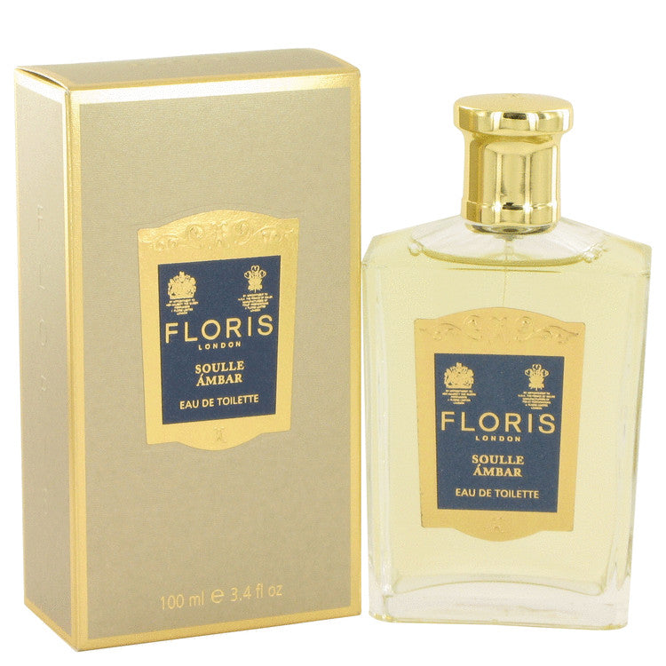 Floris Soulle Ambar Eau De Toilette Spray By Floris
