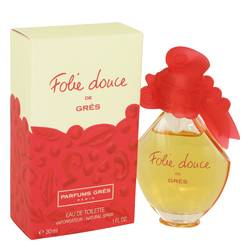 Folie Douce Eau De Toilette Spray By Parfums Gres