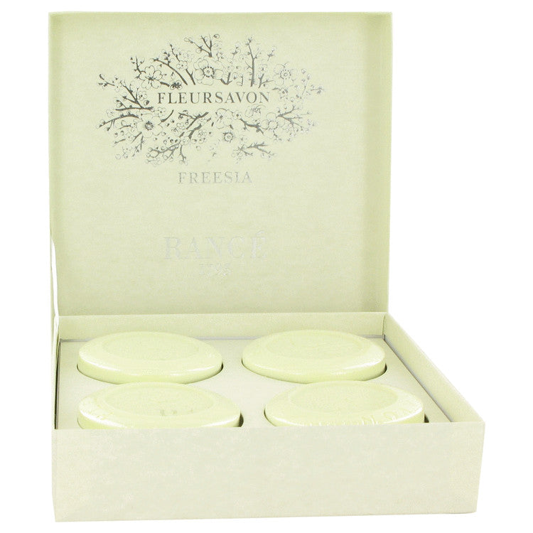 Rance Soaps Freesia Soap Box By Rance