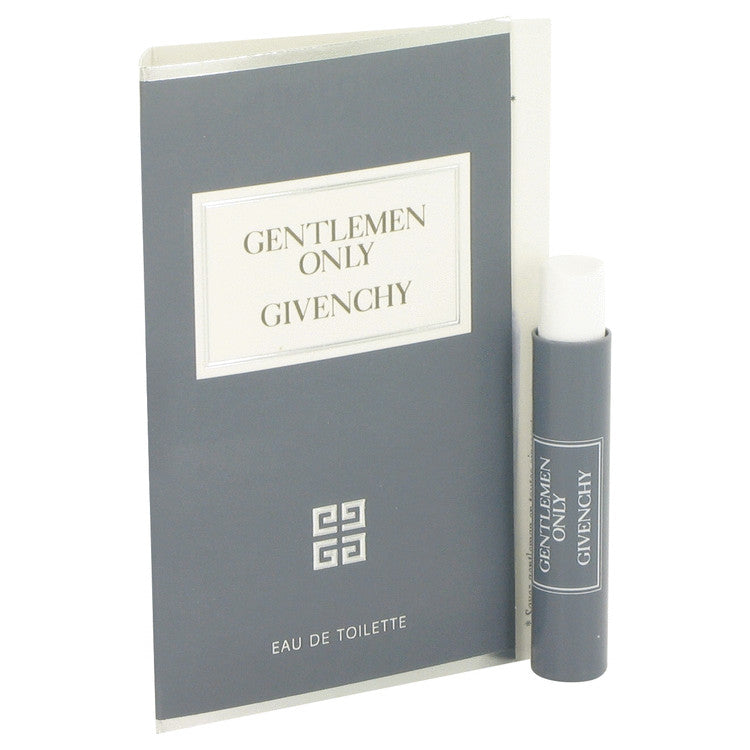 Gentlemen Only Vial (sample) By Givenchy