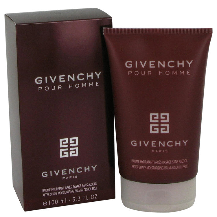 Givenchy (purple Box) After Shave Balm By Givenchy