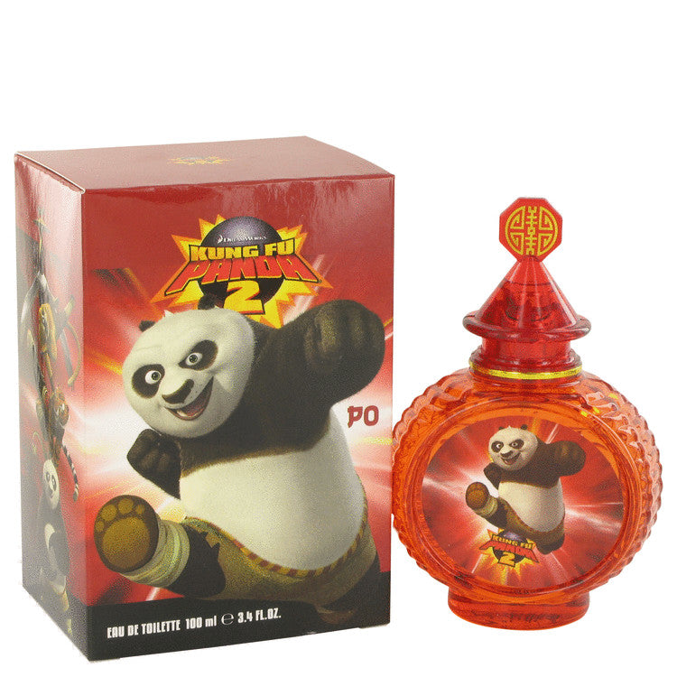 Kung Fu Panda 2 Po Eau De Toilette Spray (Unisex) By Dreamworks