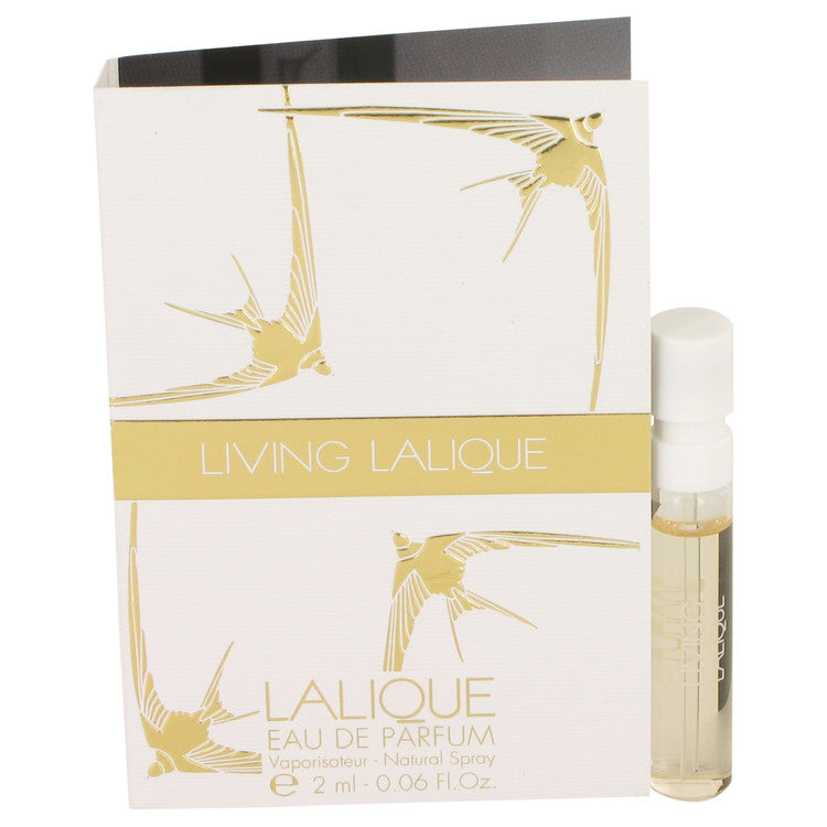 Living Lalique Vial (sample) By Lalique