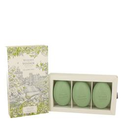 Lily Of The Valley (woods Of Windsor) Three 2.1 oz Luxury Soaps By Woods of Windsor