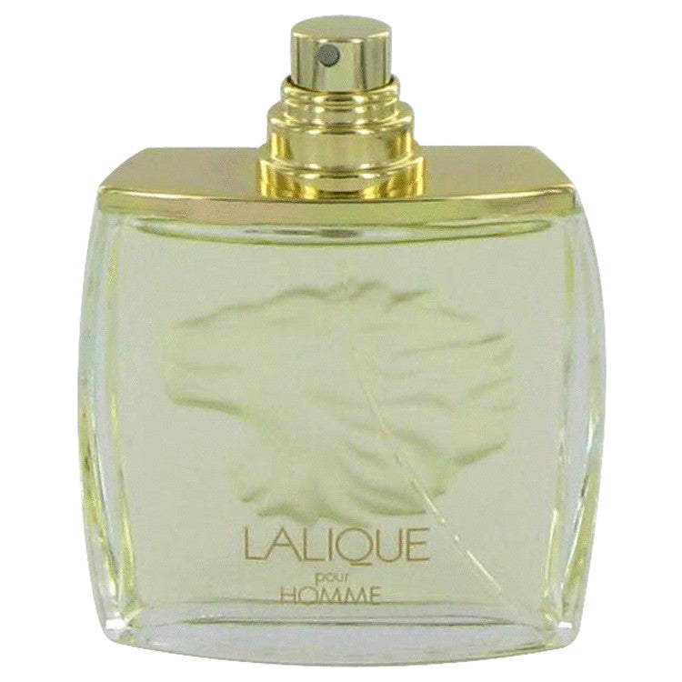 Lalique Eau De Parfum Spray (Lion Tester) By Lalique