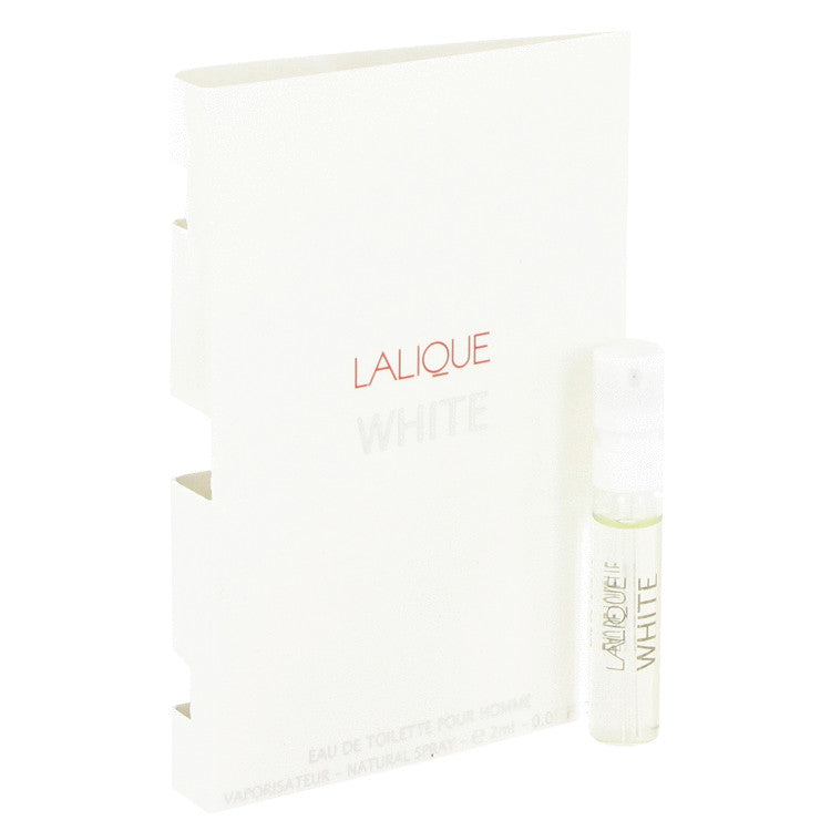 Lalique White Vial (sample) By Lalique