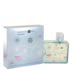Mandarina Duck Cute Blue Eau De Toilette Spray By Mandarina Duck