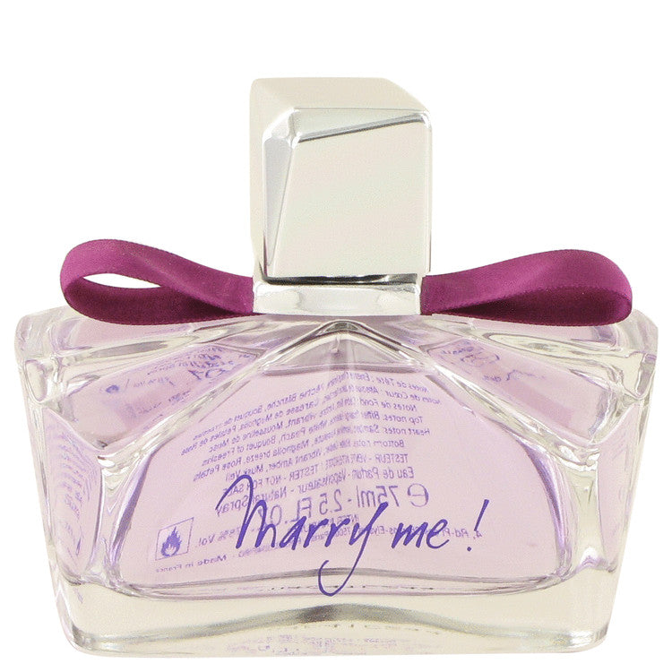 Marry Me Eau De Parfum Spray (Tester) By Lanvin