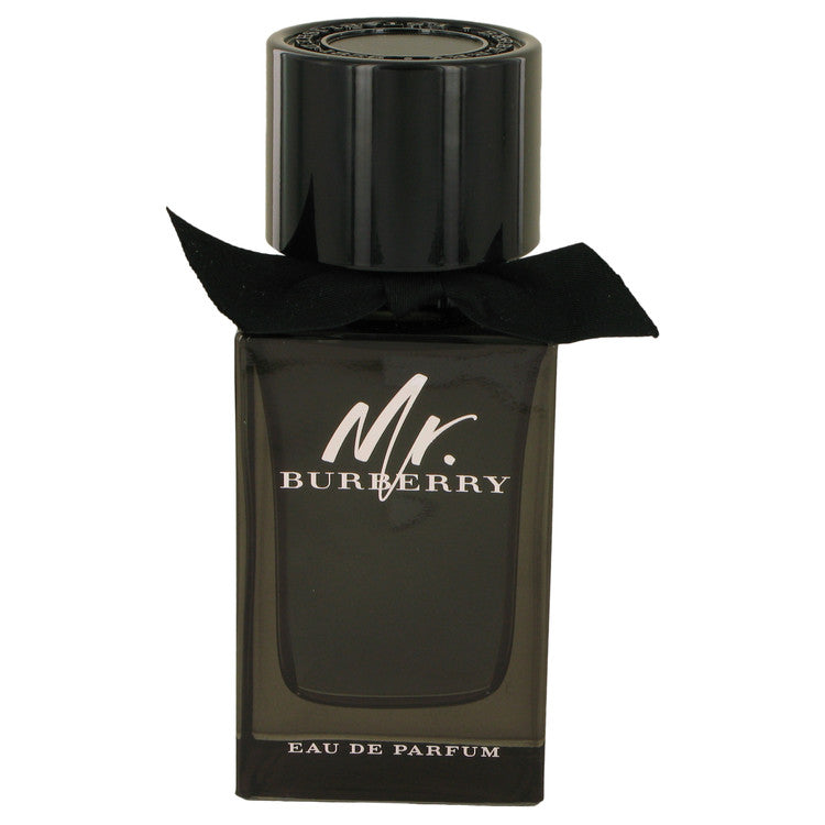 Mr Burberry Eau De Parfum Spray (Tester) By Burberry