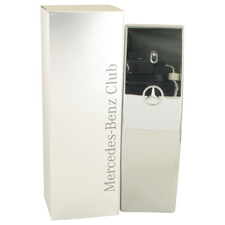 Mercedes Benz Club Eau De Toilette Spray By Mercedes Benz
