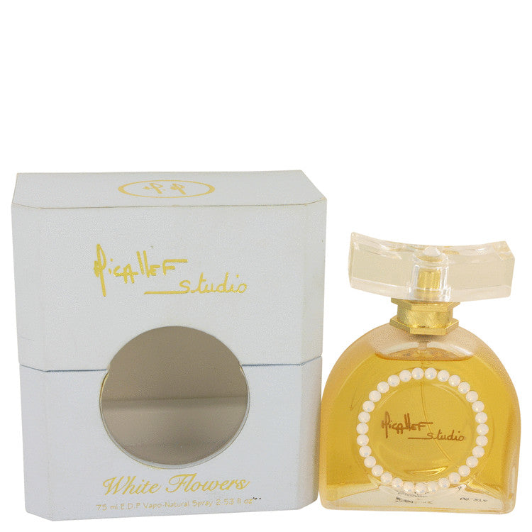 White Flowers Eau De Parfum Spray By M. Micallef