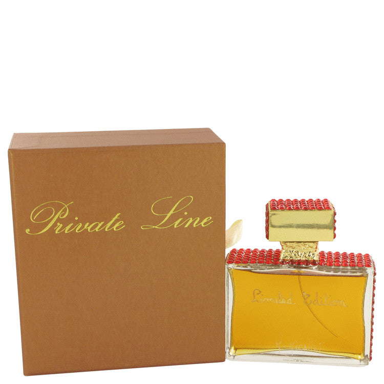 Private Line Red Jewel Eau De Parfum Spray By M. Micallef