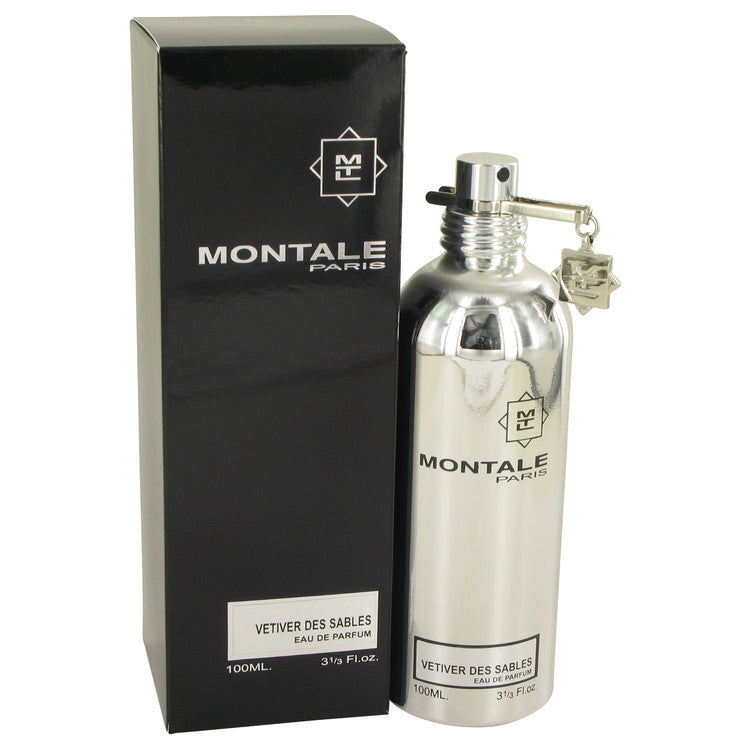 Montale Vetiver Des Sables Eau De Parfum Spray (Unisex) By Montale