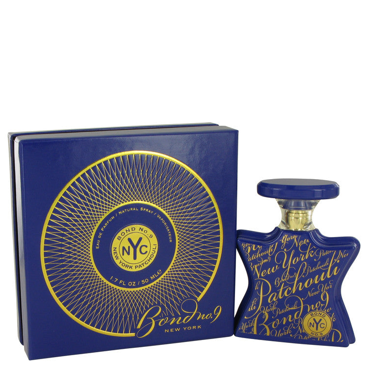 New York Patchouli Eau De Parfum Spray By Bond No. 9