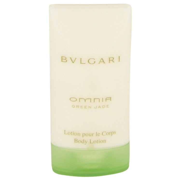 Omnia Green Jade Body Lotion By Bvlgari